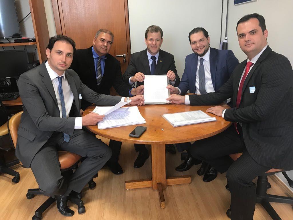 HC consegue emenda parlamentar de R$ 1 milhão; Santa Casa também receberá